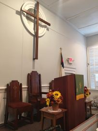 fall pulpit